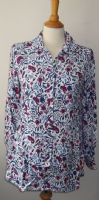White Patterned Tunic by Hatley